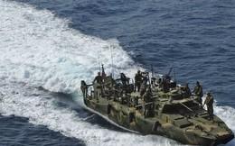 Iran tuyên bố thả thủy thủ Mỹxâm phạm lãnh hải