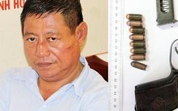 Trung tá Campuchia bắn chủ tiệm vàng là người nhiễm HIV