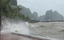 3 giờ tới, bão số 1 ảnh hưởng trực tiếp những tỉnh nào ở VN?