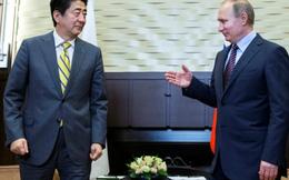 """Nhật tiếp tục chiêu bài khiến Trung Quốc đau đầu,  lần này """"đối tượng"""" là Nga"""