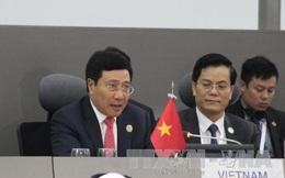 Phó Thủ tướng Phạm Bình Minh nêu về Biển Đông tại hội nghị cấp cao Không liên kết