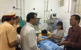 Nạn nhân sống sót duy nhất vụ tai nạn đường sắt chấn thương sọ não, tụ máu phổi