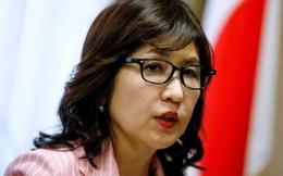 Trung Quốc khó chịu với nữ bộ trưởng quốc phòng Nhật Bản