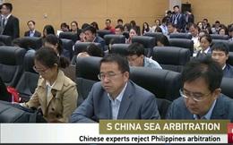Học giả Trung Quốc mất sạch uy tín sau phán quyết của PCA về Biển Đông