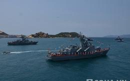 Đến 2017: Hải quân Việt Nam sẽ có 17 tàu tên lửa hiện đại