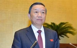 Bộ trưởng Tô Lâm: Nhiều ổ, nhóm tội phạm núp bóng doanh nghiệp để đâm thuê, chém mướn