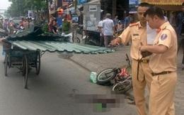 Chủ tịch Hà Nội yêu cầu 'xử' xe chở hàng cồng kềnh