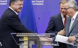 Stratfor: Cửa vào EU ngày càng đóng với Ukraine
