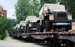 Chính phủ chi 312 triệu USD mua Pantsir-S1, pháo phản lực BM-30 Smerch: Vùng Tula vui quá!