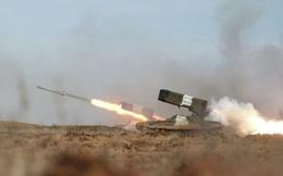 Nga công bố pháo phản lực TOS-1A được cải tiến tầm bắn