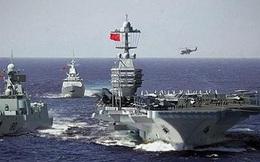 Mỹ: Trung Quốc đưa nhiều tàu sân bay tới Biển Đông