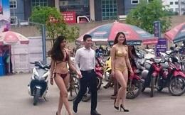 Trần Anh: PG mặc Bikini để quay clip giáo dục giới tính