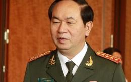 Ông Trần Đại Quang được giới thiệu bầu làm Chủ tịch nước