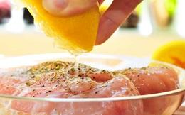 Để tránh ngộ độc thực phẩm đừng bỏ qua công đoạn quan trọng sau đây khi nấu ăn