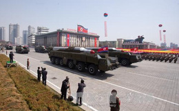 Triều Tiên có thể phóng tên lửa trong ngày bầu cử Mỹ