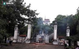 Nghệ An: Trộm lẻn vào đền bê 7 hòm công đức ra cạy lấy tiền