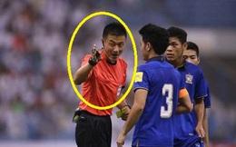 Tiết lộ không ngờ về trọng tài Trung Quốc bắt trận Việt Nam – Indonesia