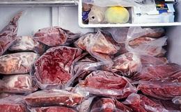 """Các loại thịt có thể """"trú đông"""" trong tủ lạnh được bao lâu?"""