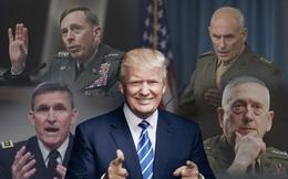 Trump liên tiếp chọn 3 tướng vào nội các, người Mỹ lo quân đội chi phối Nhà Trắng
