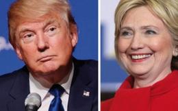 """Bà Clinton lại """"bỏ xa"""" ông Trump với 14 điểm"""