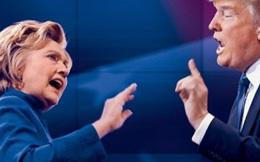 """Trump-Clinton lần đầu """"so găng"""": Kinh nghiệm không phải là tất cả"""