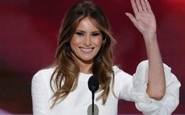 """Người viết diễn văn của bà Melania Trump lên tiếng xin lỗi sau bê bối """"đạo văn"""""""