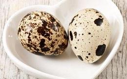 Nhỏ xíu nhưng bổ gấp 3 lần trứng gà, loại trứng này còn có nhiều tác dụng bạn không ngờ