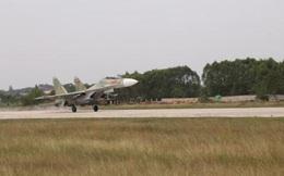 Su-30MK2 chốt chặn ở điểm trọng yếu đất nước
