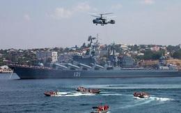 Trung Quốc chê thiết kế siêu hạm mang 200 tên lửa Nga