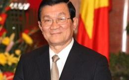 Bà Nguyễn Thị Kim Ngân đọc tờ trình miễn nhiệm Chủ tịch nước