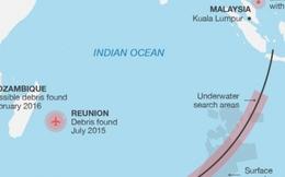 Người Mỹ tìm thấy mảnh vỡ MH370?