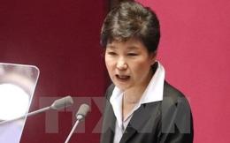 Phe đối lập nhất trí trình đề xuất luận tội Tổng thống Park vào 2/12