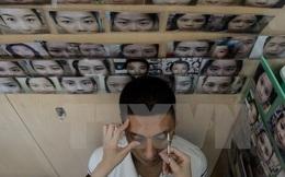 Tạo dáng lông mày để đổi vận mệnh: Đàn ông con trai cũng xô đi làm