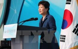 Đảng đối lập Hàn tìm cách biểu quyết đề nghị luận tội bà Park