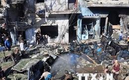 Syria: Đánh bom kép ở Homs, hơn 120 người thương vong