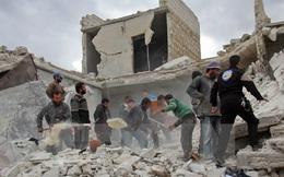 Nga xác nhận việc sử dụng vũ khí hóa học ở Tây Nam Aleppo