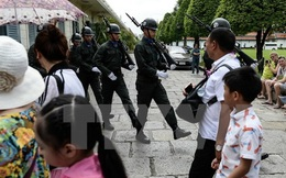 Thái Lan bắt nhiều nhân vật chính trị sau hàng loạt vụ đánh bom