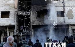 Syria: Đánh bom kép tại thành phố Homs làm 25 người thiệt mạng