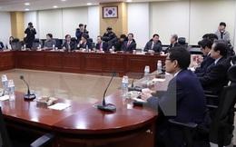 Đảng cầm quyền tại Hàn Quốc chính thức chỉ định lãnh đạo lâm thời