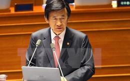 Hàn Quốc đề nghị xem lại tư cách thành viên LHQ của Triều Tiên