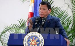 Thăm TQ về, Duterte nói: Philippines chưa có kế hoạch đồng minh với nước nào ngoài Mỹ