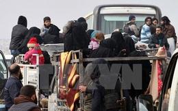 Nga, Thổ Nhĩ Kỳ và Iran nhất trí về tiến trình chính trị ở Syria