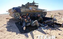 Syria: Phe nổi dậy tại Homs sẽ từ bỏ một nửa vũ khí hạng nặng