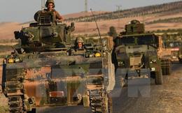 Thổ Nhĩ Kỳ tuyên bố tham chiến ở Iraq để giải phóng Mosul khỏi IS