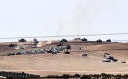 Phiến quân thân Thổ Nhĩ Kỳ chiếm thị trấn Jarabulus từ tay IS