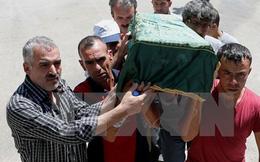 Đánh bom tại Thổ Nhĩ Kỳ: Số người chết đã tăng lên 50 người