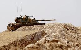 Thổ Nhĩ Kỳ đưa thêm xe tăng và bộ binh áp sát biên giới Syria