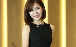 Đây là cách hot girl Tú Linh mặc đồ tới sự kiện