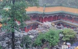 Những ngày này cả Trung Quốc ngập lụt, chỉ có địa danh nổi tiếng này là luôn khô ráo