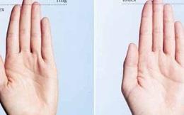 Chiều dài của ngón tay sẽ tiết lộ những sự thật bất ngờ gì về bạn?